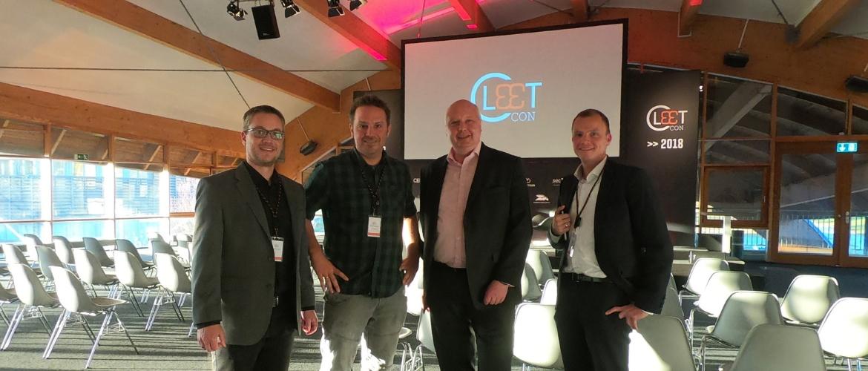 Podiumsdiskussion Digitalisierung LeetCon